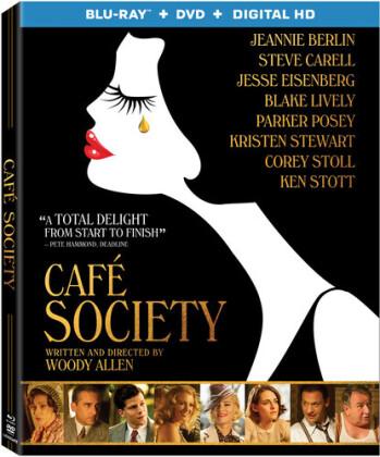 Café Society (2016) (Blu-ray + DVD)