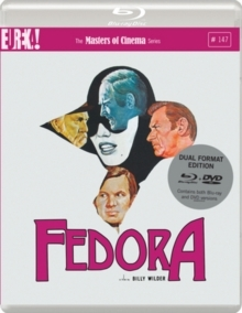 Fedora (1978) (Eureka!, Masters of Cinema, Blu-ray + DVD)