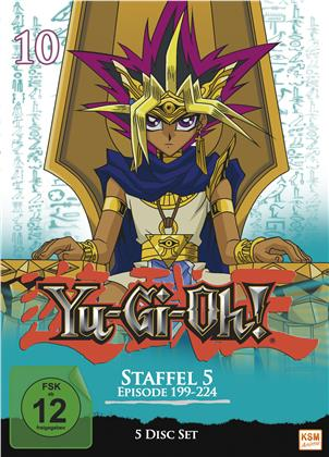 Yu-Gi-Oh! - Staffel 5.2 - Episode 199-224 - Box 10 (5 DVDs)