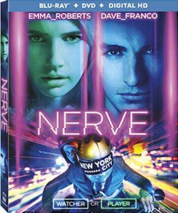 Nerve (2016) (Blu-ray + DVD)