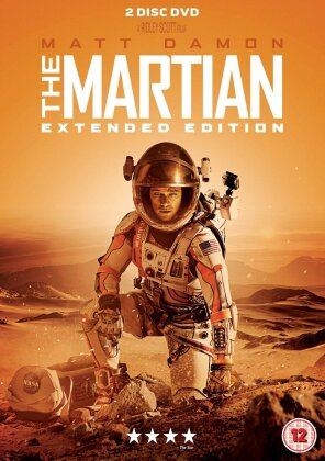 The Martian (2015) (Extended Edition, 2 DVD)