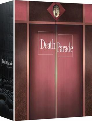 Death Parade - The Complete Series (Limited Edition, 2 Blu-rays + 2 DVDs)