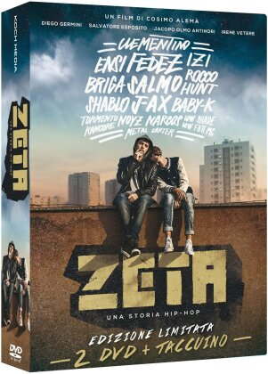 Zeta (2016) (Limited Edition, 2 DVDs)