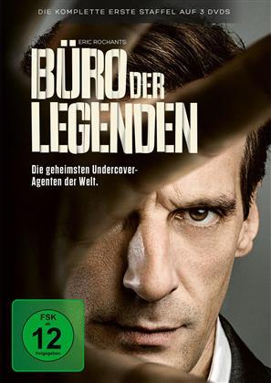 Büro der Legenden - Staffel 1 (3 DVDs)