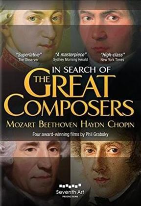 Search of the Great Composers (Seventh Art, 5 DVDs)