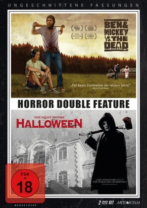 Ben & Mickey vs. The Dead / The Night before Halloween - Horror Double Feature (Uncut)