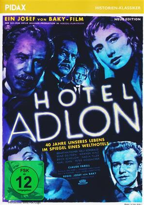 Hotel Adlon (1955) (s/w, Neuauflage, Pidax Historien-Klassiker)