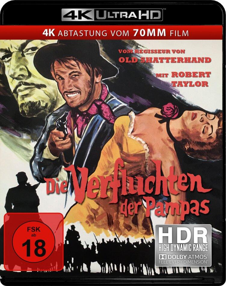 Die Verfluchten der Pampas (1966) (Remastered)
