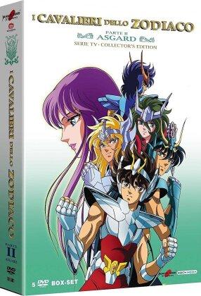 I cavalieri dello Zodiaco - Parte 2 - Asgard (Collector's Edition, 5 DVDs)