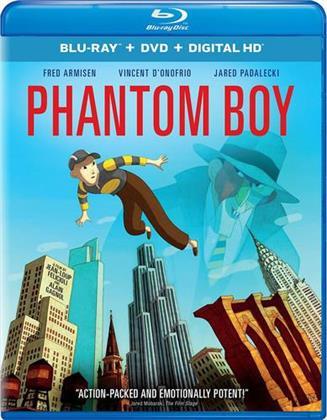 Phantom Boy (2015) (Blu-ray + DVD)