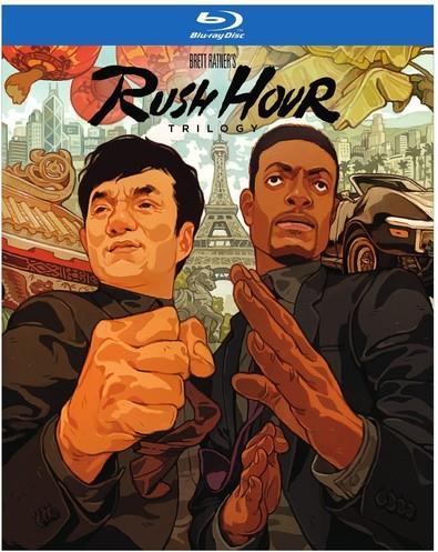 Rush Hour - Trilogy (4 Blu-rays)