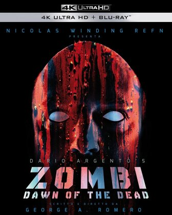 Zombi - Dawn of the Dead (1978) (European Cut, Extended Edition, Kinoversion, Limited Edition, 4K Ultra HD + 5 Blu-rays)