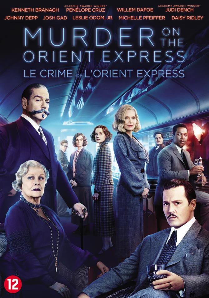 Murder on the Orient Express - Le Crime de l'Orient Express (2017)