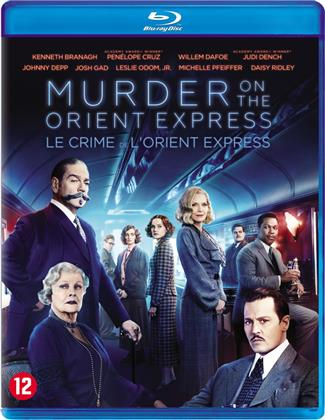 Murder on the Orient Express - Le Crime de l'Orient Express (2017)