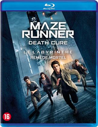 Maze Runner 3 - The Death Cure - Le Labyrinthe 3 - Le remède mortel (2018)