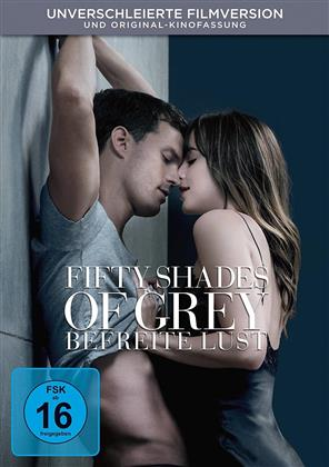 Fifty Shades of Grey 3 - Befreite Lust (2018) (Unverschleierte Filmversion, Original-Kinofassung)
