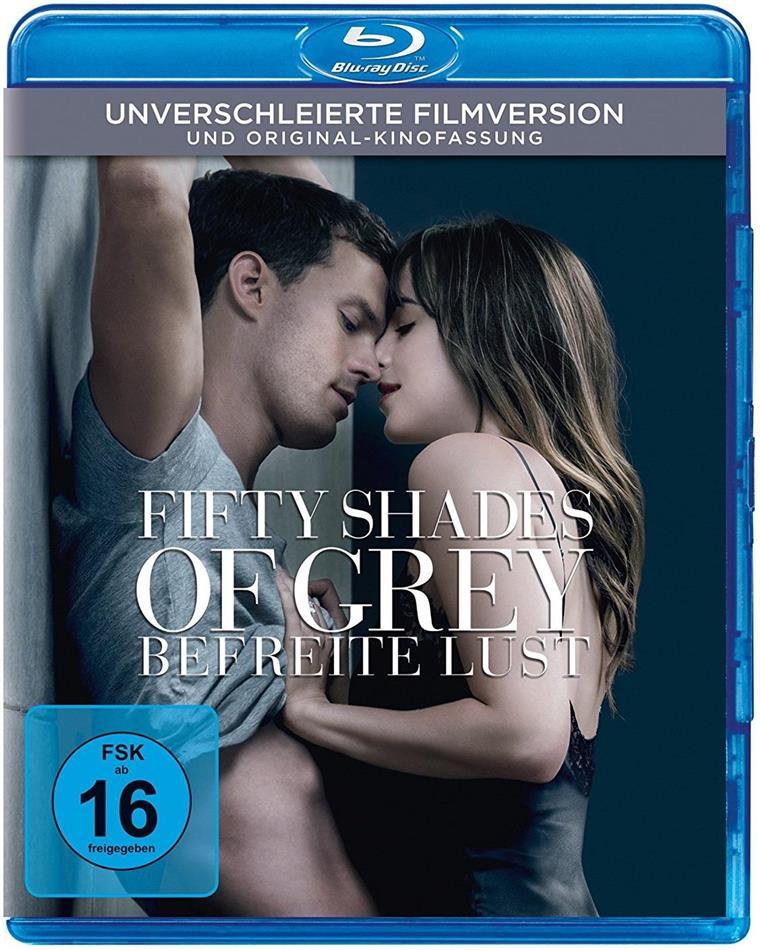 Fifty Shades of Grey 3 - Befreite Lust (2018) (Unverschleierte Filmversion, Original-Kinofassung)