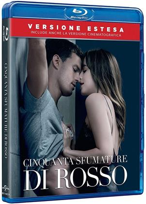 Cinquanta sfumature di rosso (2018) (Extended Edition, Versione Cinema)