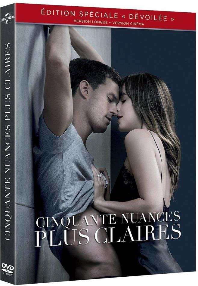 Cinquante nuances plus claires (2018) (Edition Dévoilée, Extended Edition, Kinoversion, Special Edition)