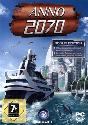 Pyramide: Anno 2070 (Bonusedition)