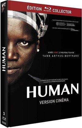 Human (2015) (Kinoversion, Limited Collector's Edition, 3 Blu-rays)