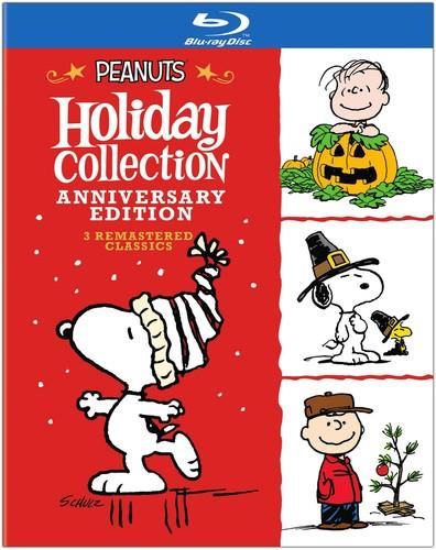 Peanuts - Holiday Collection (Édition Anniversaire, Version Remasterisée, 3 Blu-ray)