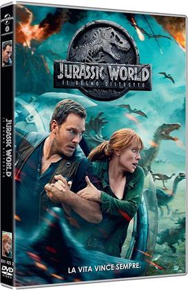 Jurassic World 2 - Il regno distrutto (2018)