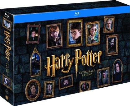 Harry Potter 1 - 7 - L'intégrale (Nouvelle Edition, 11 Blu-ray)