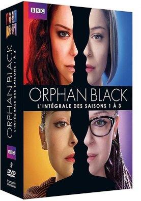 Orphan Black - Saisons 1 à 3 (BBC, Box, 7 DVDs)