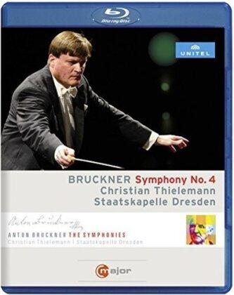 Münchner Philharmoniker MP & Christian Thielemann - Bruckner - Symphony No. 4 (Unitel Classica, C Major)