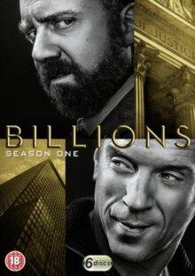 Billions - Season 1 (4 DVD)