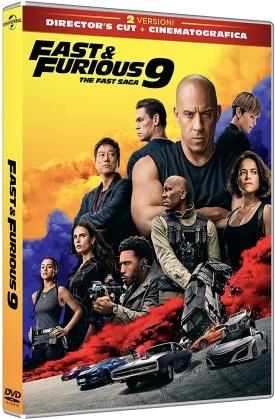 Fast & Furious 9 - The Fast Saga (2021) (Director's Cut, Versione Cinema)