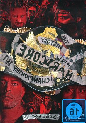 WWE: The History of the WWE Hardcore Championship 24/7 (3 DVDs)