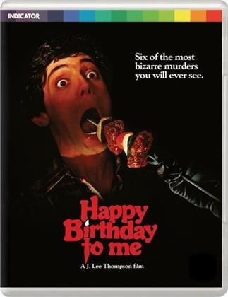 Happy birthday to me (1981) (Blu-ray + DVD)