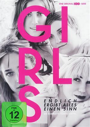Girls - Staffel 5 (2 DVDs)