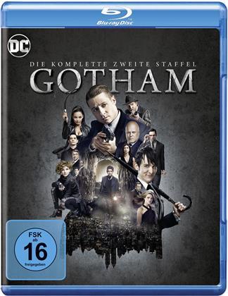 Gotham - Staffel 2 (4 Blu-rays)