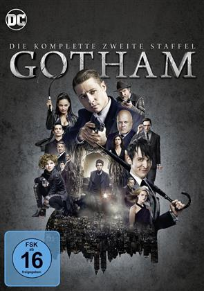 Gotham - Staffel 2 (6 DVDs)