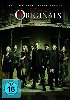 The Originals - Staffel 3 (5 DVDs)