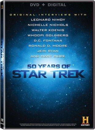 50 Years of Star Trek (History Channel)