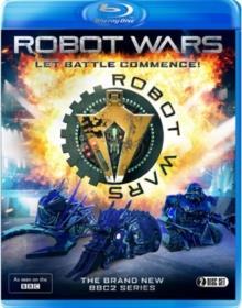 Robot Wars - The Brand New BBC2 Series (2016) (2 Blu-rays)