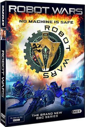 Robot Wars - The Brand New BBC2 Series (2016) (2 DVDs)