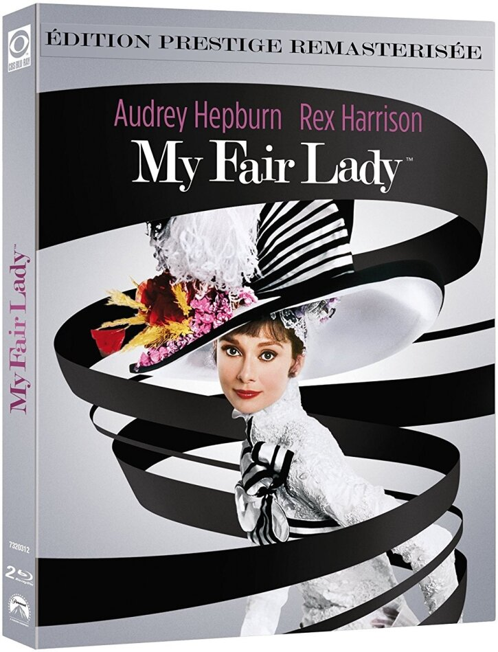My fair lady (1964) (Édition Prestige, Remastered, 2 Blu-rays)