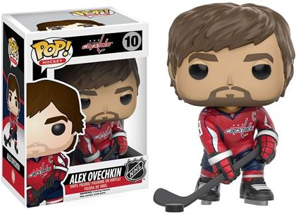 NHL: Alex Ovechkin (Washington Capitals) POP! 10 - Vinyl Figur