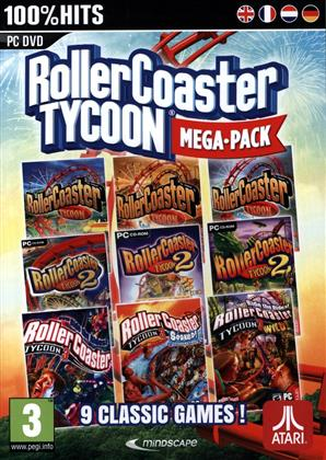 RollerCoaster Tycoon MEGAPACK