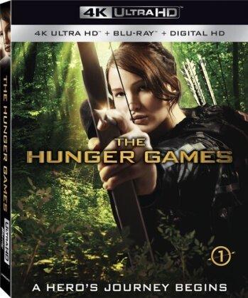 The Hunger Games (2012) (4K Ultra HD + Blu-ray)