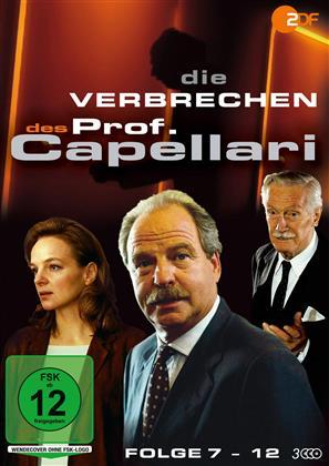 Die Verbrechen des Professor Capellari - Folge 7 - 12 (3 DVDs)