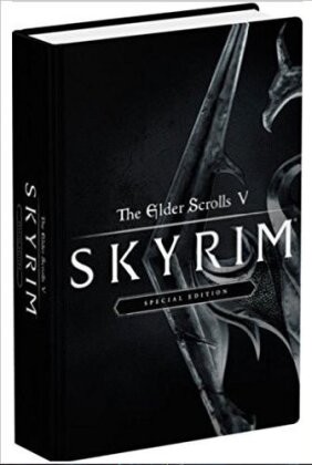 Skyrim Lösungsbuch (Collector's Edition)