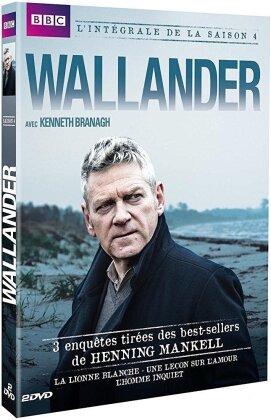 Wallander - Saison 4 (BBC, 2 DVD)