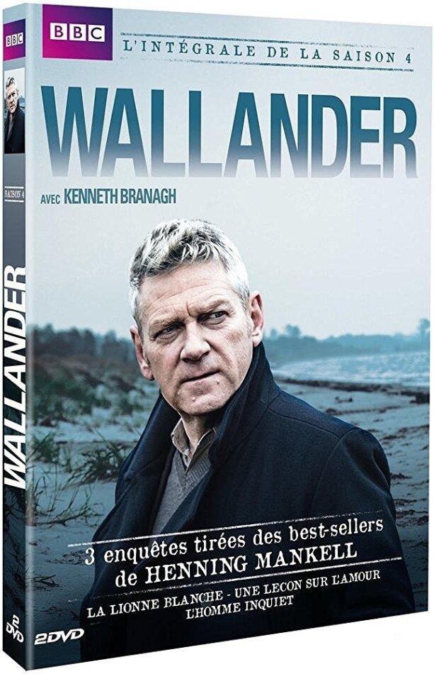 Wallander - Saison 4 (BBC, 2 DVDs)