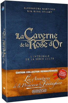 La caverne de la rose d'or - Les aventures de la Princesse Fantaghiro - L'intégrale (Collector's Edition, Remastered, 6 DVDs)